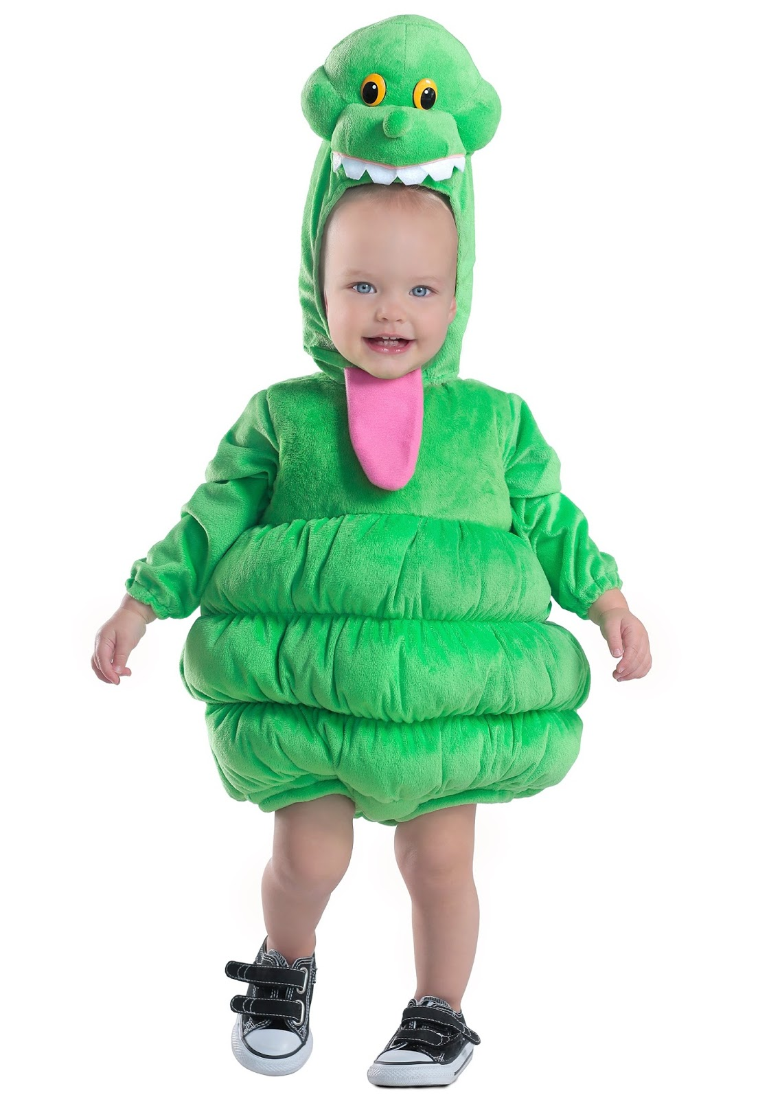 CHILD DELUXE SLIMER COSTUME  sc 1 st  Happy Halloween Picture & Top 20 Baby Halloween Costumes ~ Happy Halloween Picture