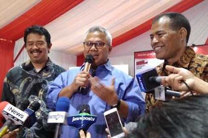 KPU Belum Pikirkan Evaluasi Penyelenggaraan Pemilu 2019