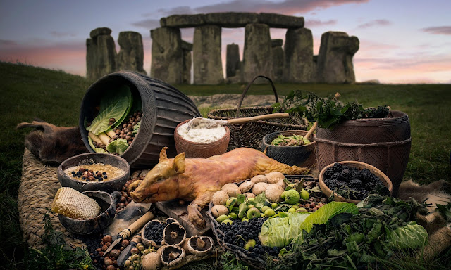'Feast! Food at Stonehenge' at the Stonehenge Visitor Centre