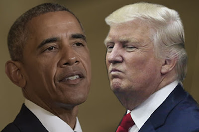 Stop whining, Obama tells Donald Trump