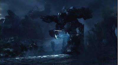 Defiance pilot Volge battle scary robots aliens screencaps