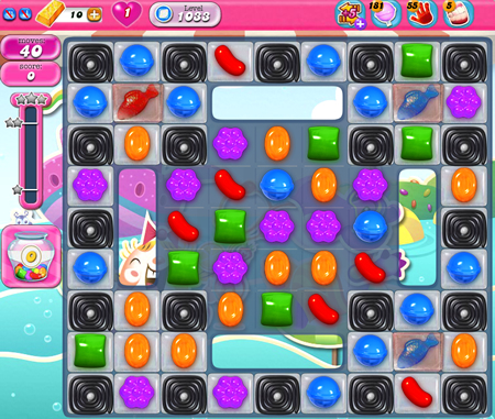 Candy Crush Saga 1033