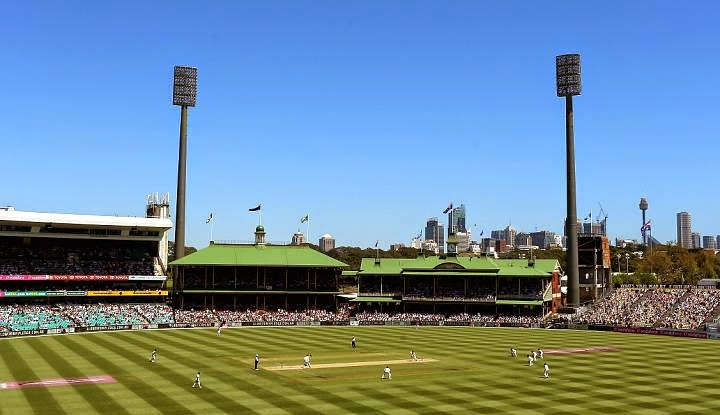 sydney cricket ground records stats