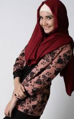 Contoh Baju Zaskia Sungkar Terbaru 2017