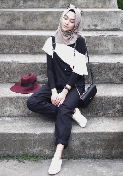 40 Trend Baju Muslim Casual Terbaru 2018 Simpel Modern