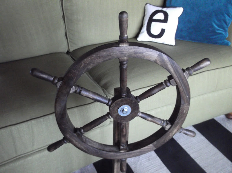 Sunshine On The Inside Charm S New Ship Wheel
