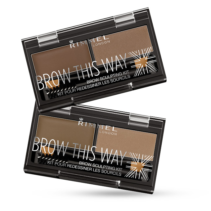 Review Rimmel London Brow This Way Eyebrow Sculpting Kit And Brow