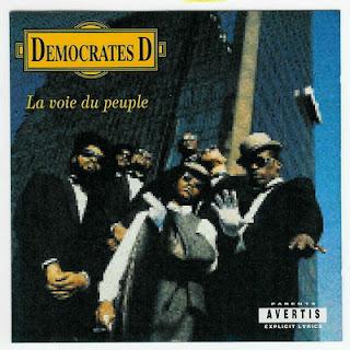 Democrates D - La Voie Du Peuple (1995) FLAC