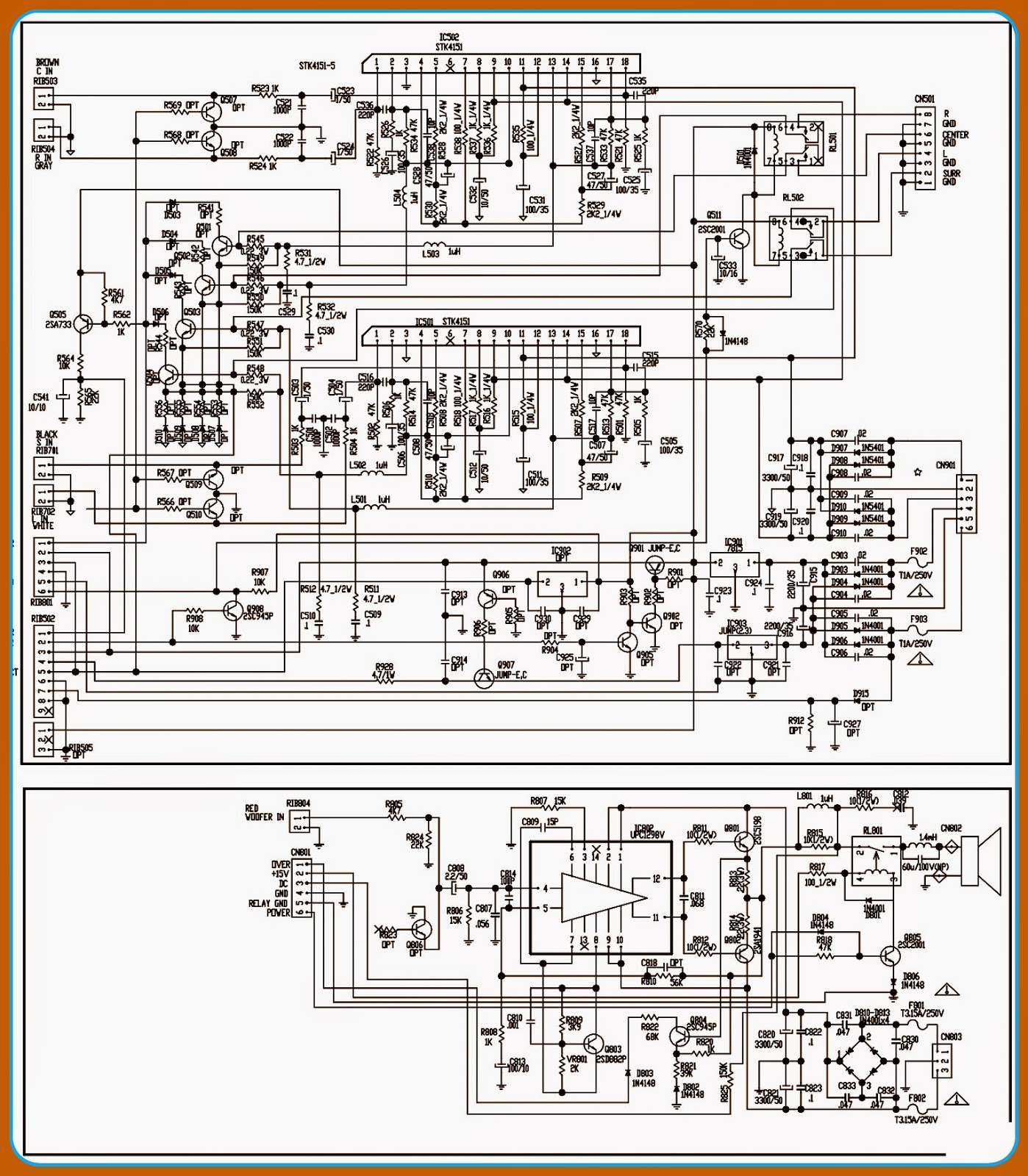 klipsch promedia 2 1 wiring diagram car audio crossover plate subwoofer schematic get free image