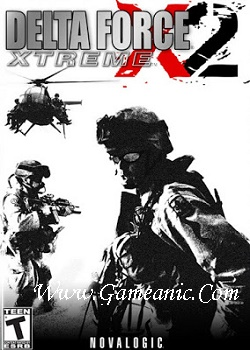 Delta Force Xtreme 2 Game Cover