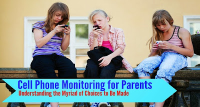 Android App to Monitor Child's Phone & Tablet