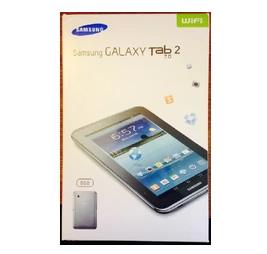 "Samsung Galaxy Tab 2 7.0 8GB"""
