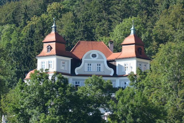 Tegernsee castle