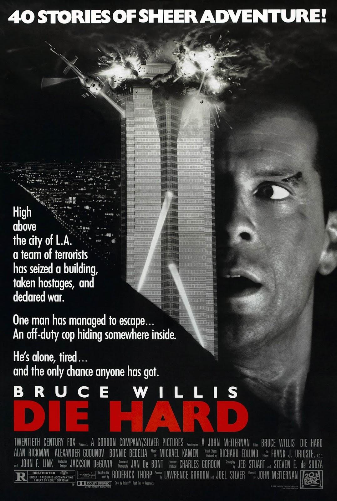 La Bara Volante: Die Hard - Trappola di cristallo (1988): Hippy ya-ye pezzo  di classido!