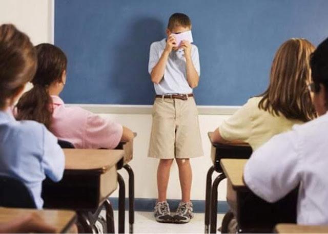 كيفية التعامل مع الطالب الخجول