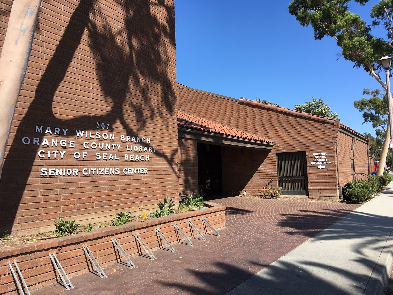 OC Public Libraries Blog: Who is Mary Wilson and why is a branch of