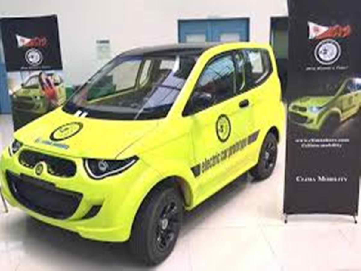 LOOK: This Electric Car Was Built By Pinoy OFW Engineer And It Is So Amazing!