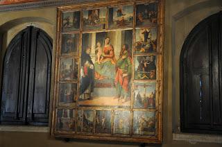Il Castello di Gradara e la storia d'amore tra Paolo e Francesca