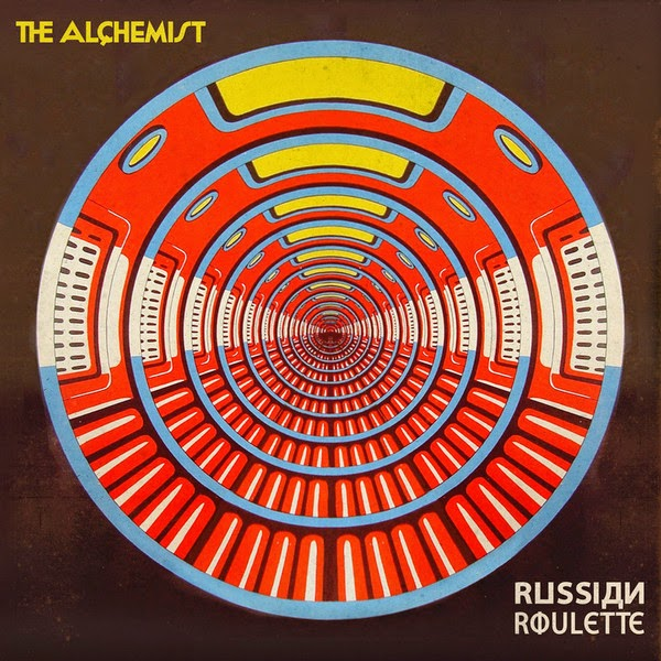 The Alchemist - Russian Roulette Cover
