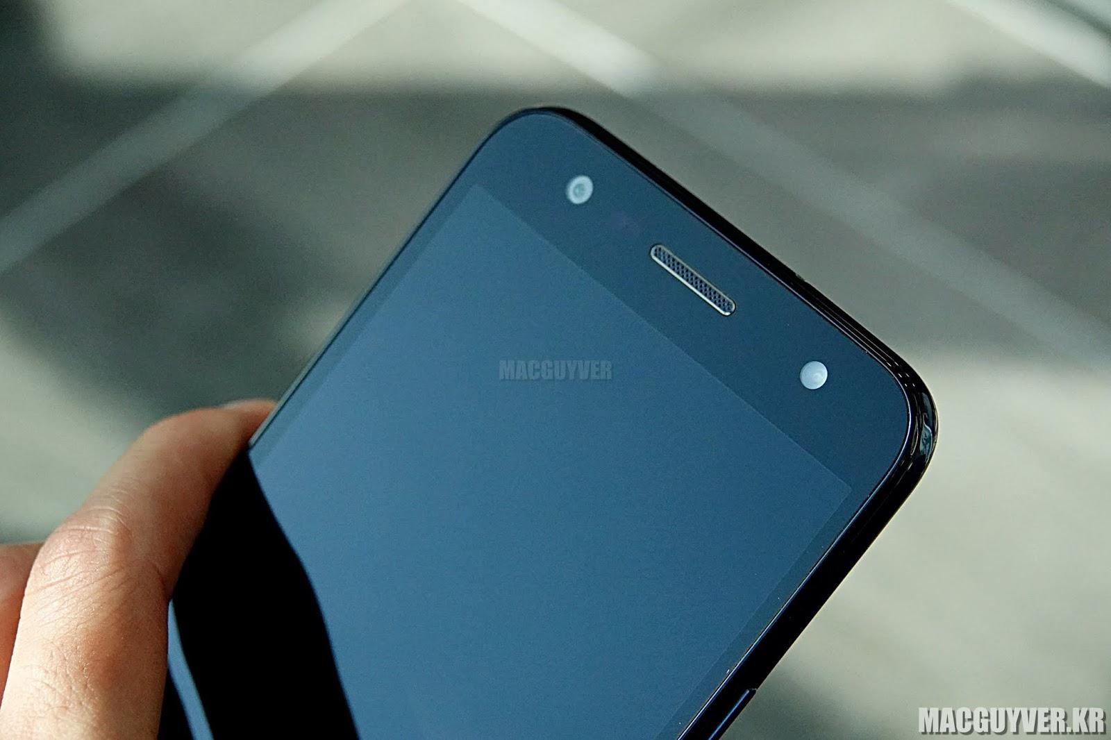 개봉기] LG X5 2018 언박싱, 배터리부터 카메라까지 스펙 톺아