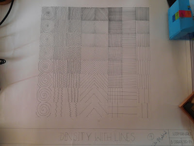 density lines, lines thickness