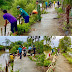 Việt Thắng: Gia cố công trình giao thông, nguy cơ gây sạt lở nghiêm trọng