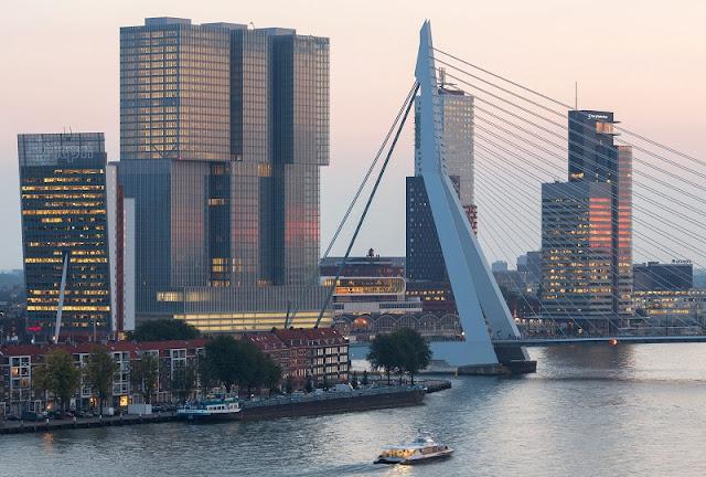 Região Centrum de Roterdã