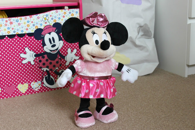 A review of the Disney My Interactive Friend Minnie
