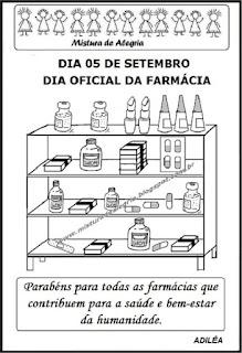 Dia oficial da farmácia