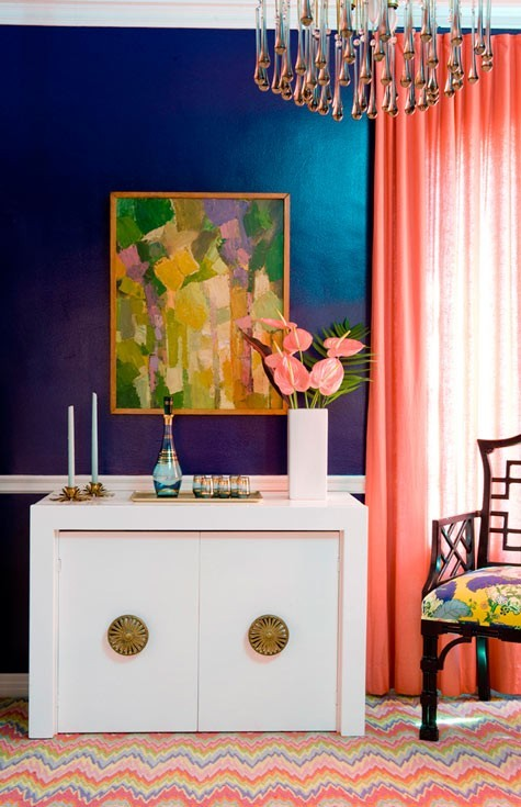 Modern Furniture: 2013 Colorful Living Room Decorating Ideas