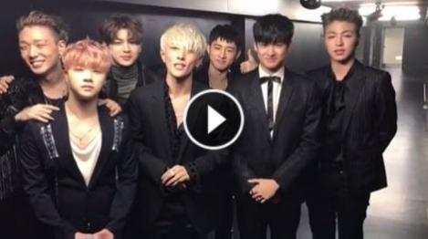 iKON wishes YG CEO a Happy Birthday + PSY's Birthday   YG THE BEST