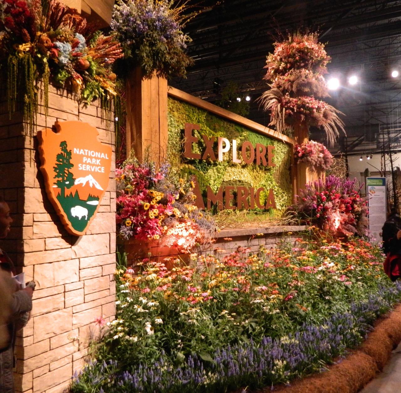 Pam\'s English Cottage Garden: Celebrating Spring at the Philadelphia ...