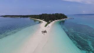Pantai Dodola di Morotai