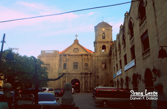 2019 San Agustin Church travel guide and history.