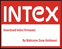 Intex Aqua Star II 16GB (Latest Flash Firmware With Tool) Official Free Download