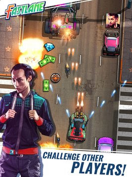 Fastlane Road to Revenge MOD Apk v1.14.0.3540