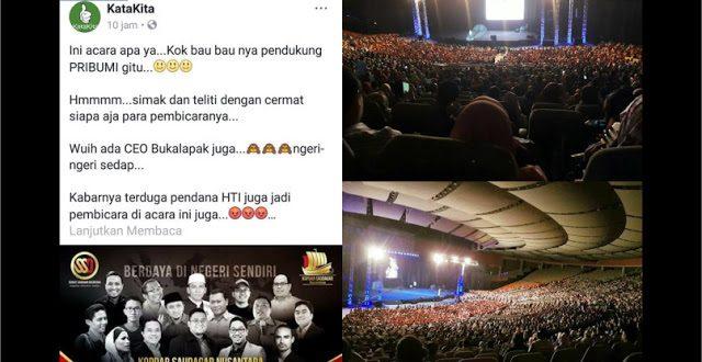 """(Video) Heboh """"Sumpah Saudagar Nusantara"""""""