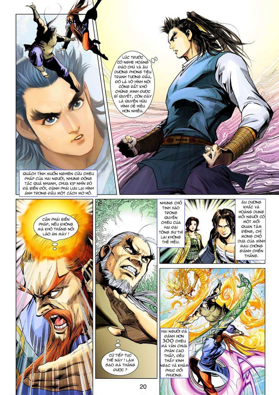 Anh Hùng Xạ Điêu anh hùng xạ đêu chap 45 trang 20