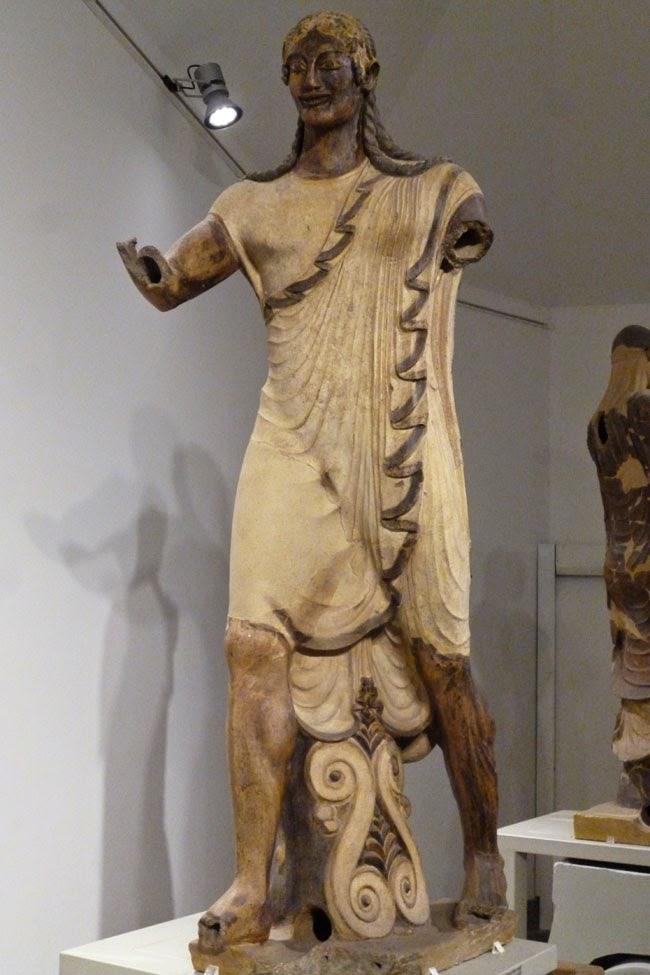 Museu Etrusco guia de roma 8 - Museu Etrusco com guia de turismo em português