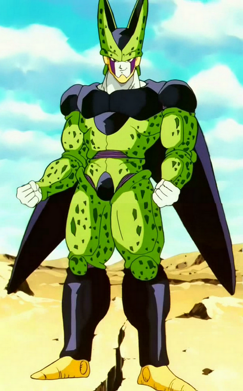 Dragon Ball Characters: Cell Dragonball Dbz Gt Characters
