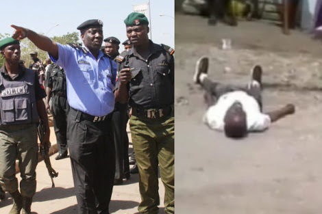 3 Policemen Dismissed In Lagos Over Assault On Asthmatic Patient