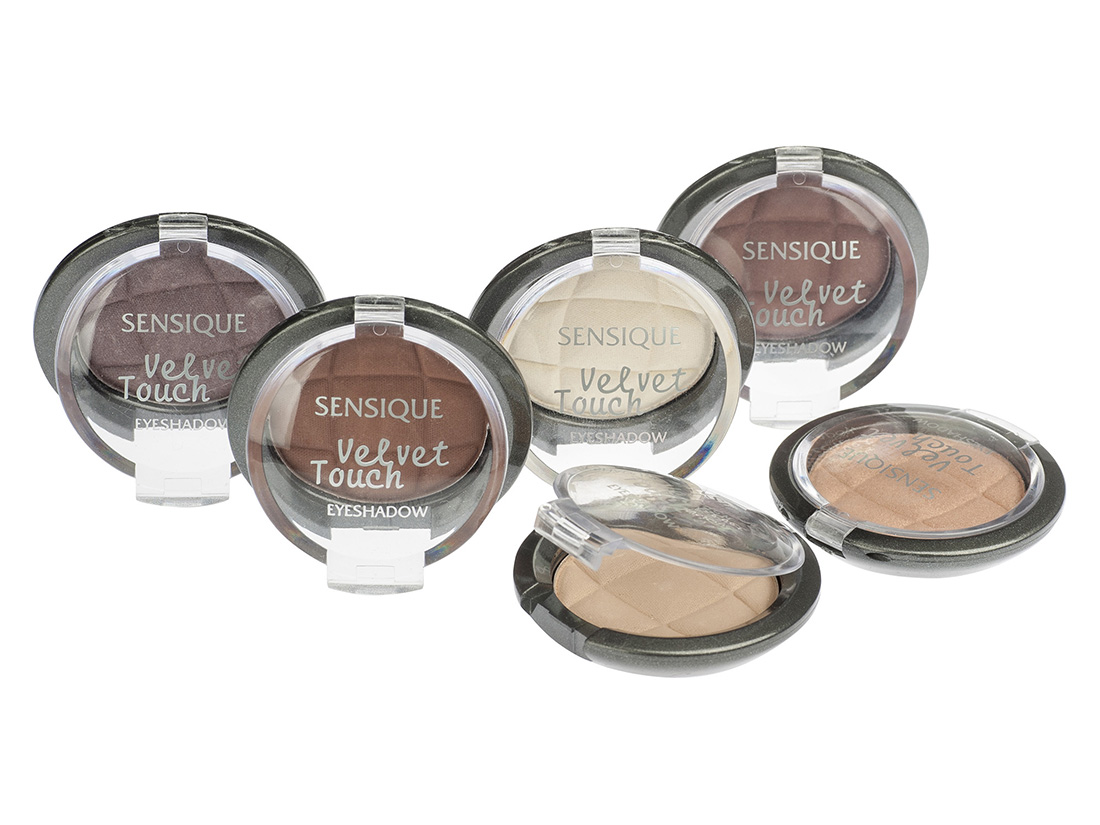 Sensique Velvet Touch Eye Shadow (133-138)