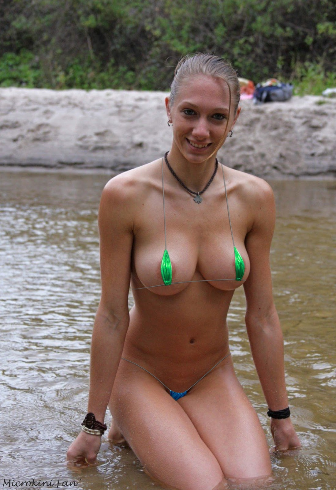 Sexy amateur girls in micro bikini what