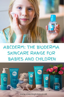 ABCDERM Bioderma skincare review for babies and children