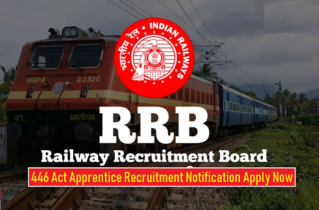 Indian Railway Recruitment Notification 2018 - Apprentice Post Apply Now