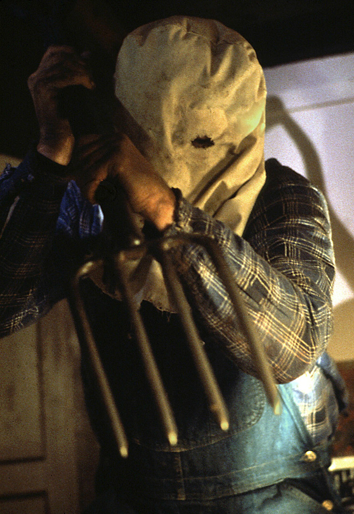 Friday The 13th Part 2 Production Still Gallery