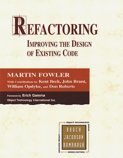 Best Refactoring book for Programmers