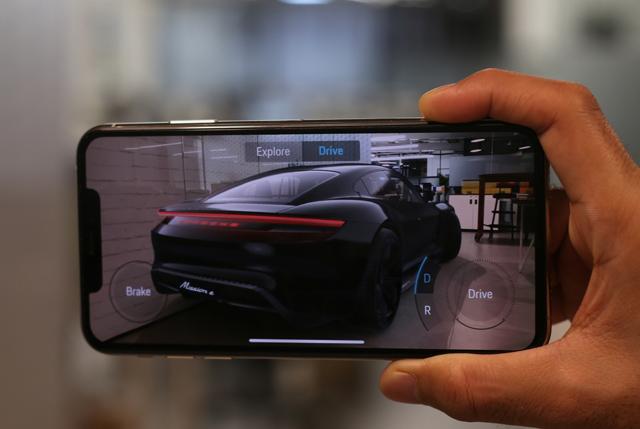 02161ab28 أفضل تطبيقات الواقع المعزز لأجهزة iPhone Xs Max   Dz Techs