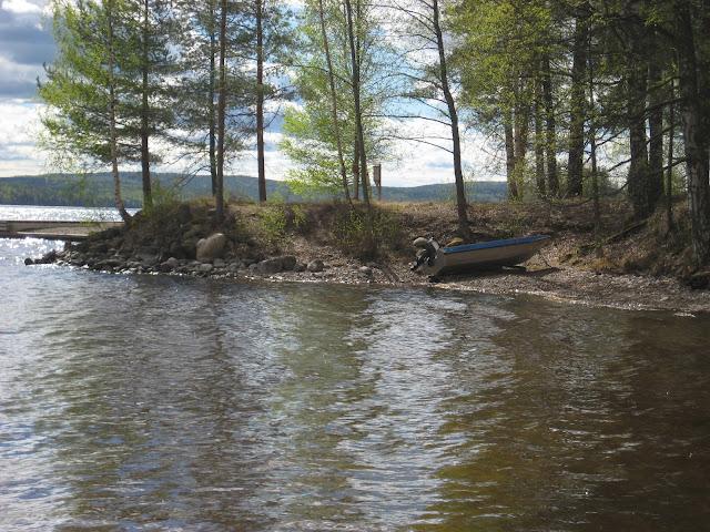 järvi, vene, kesä