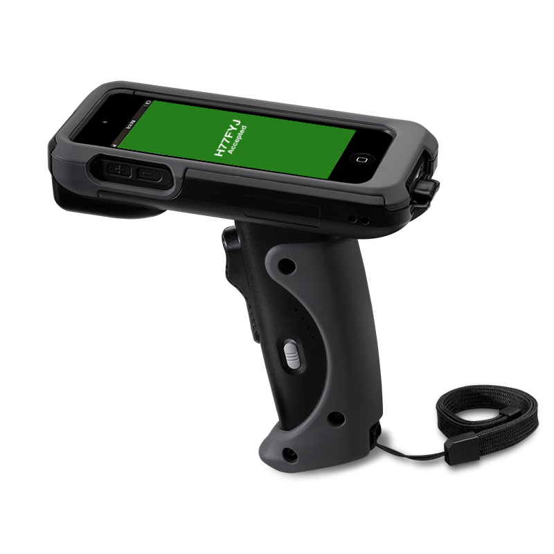 Second generation barcode scanner